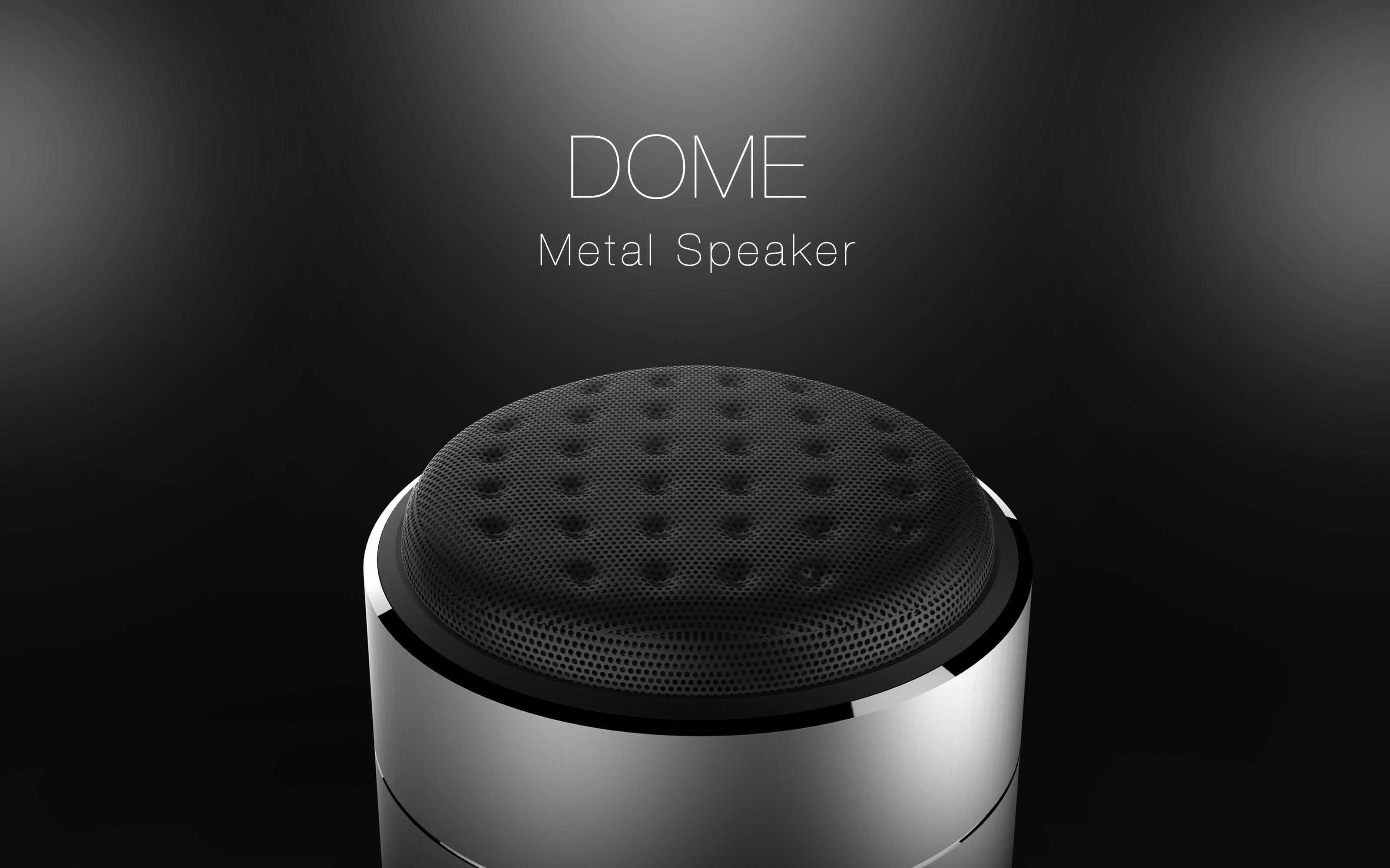 Quà tặng công nghệ - Loa bluetooth Dome