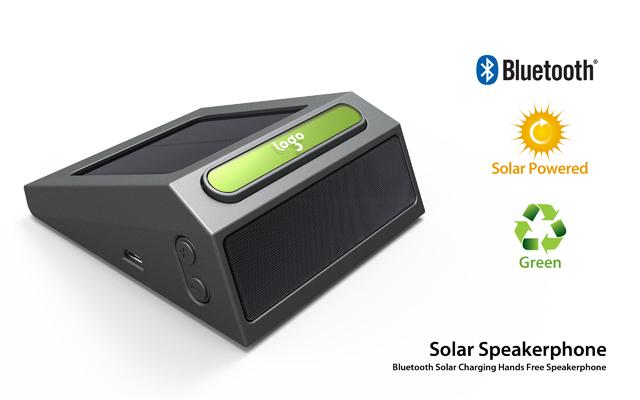 Loa bluetooth pin năng lượng mặt trời