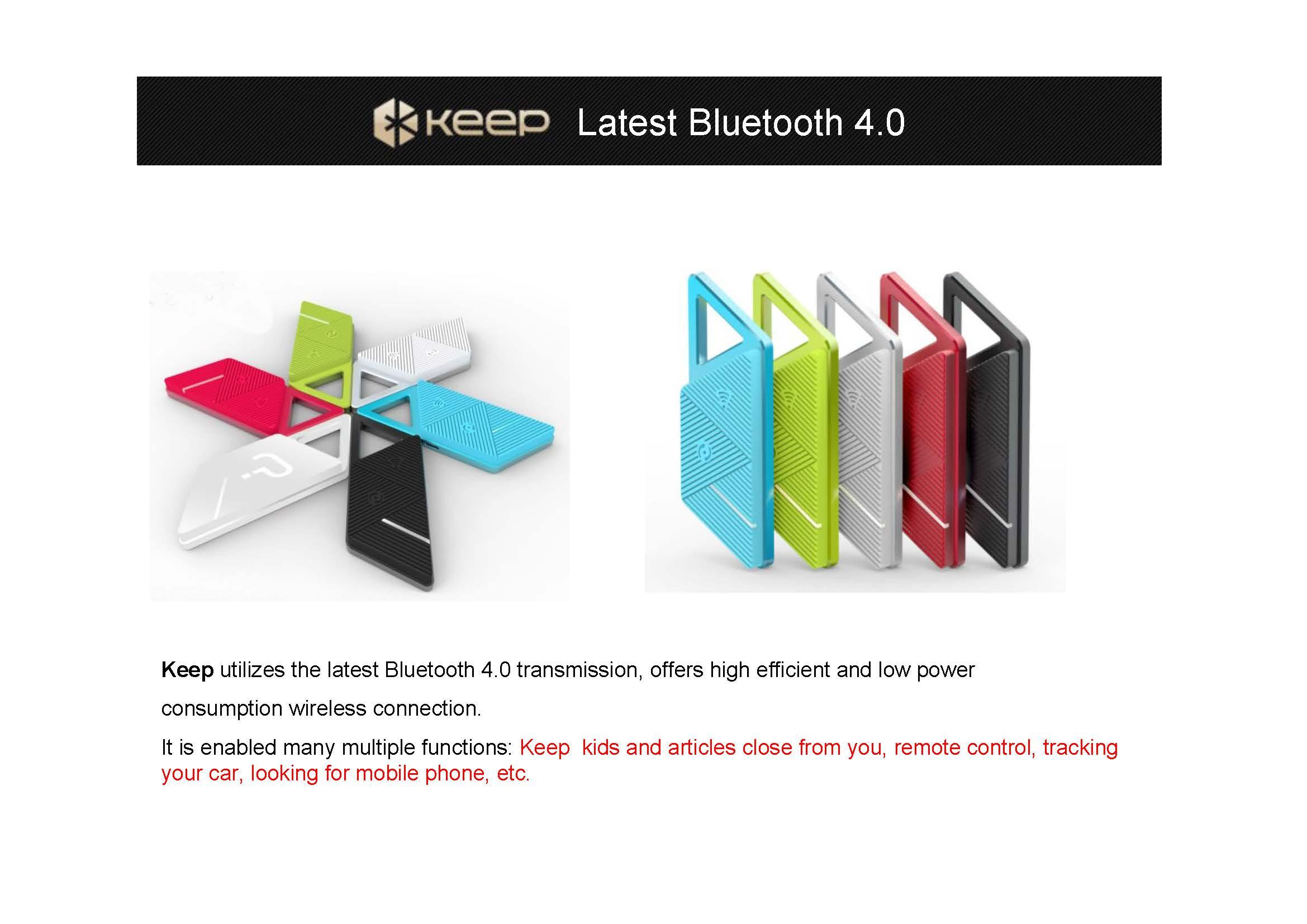 Quà tặng công nghệ Smart Antilost